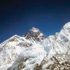 Vulcões no Himalaia