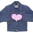 Como tingir jaqueta jeans
