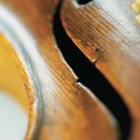 Como saber se você tem um violino antigo