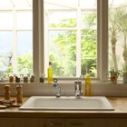 Altura para las ventanas de la cocina