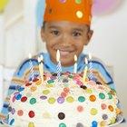 Fiestas para niños con un presupuesto reducido