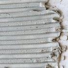 Tamaños de las llanas dentadas para topes de baldosas de granito