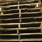 As desvantagens das paletes de madeira
