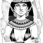 Ideas para un disfraz de Cleopatra hecho en casa