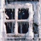 Como impedir que as correntes de ar frio entrem pela janela