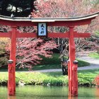 How to Build a Japanese Torii Gate