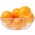Cómo preparar almíbar de naranja