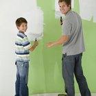 Problemas con la pintura: ampollas y peladas en las paredes recién pintadas