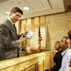 ¿Qué es un jurado de juicio?
