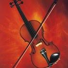 Maneiras diferentes de segurar o arco do violino