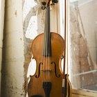 Quais características uma viola de arco e um violino têm em comum?