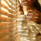 Cómo reparar una persiana enrollable eléctrica