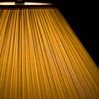 How to Clean a Pleated Silk Lampshade