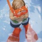¿Cuánto cloro se necesita en una piscina inflable?