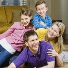 Descripción de una sala de uso común en las viviendas familiares