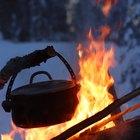 Campamentos de invierno en casas rodantes