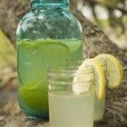 Como fazer um verdadeiro suco concentrado de limão