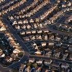 ¿Cuál es el significado del área suburbana?