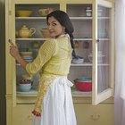Cómo hacer puertas para las alacenas de la cocina