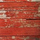 Cómo evitar que la pintura se descascare en una pared exterior