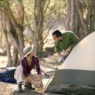 Campamentos rudimentarios y apartados en Arizona