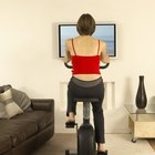 Exercise Equipment With Built in Video Games
