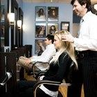 Cómo cortar el cabello con una cola de caballo