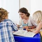 Ideas de juegos educativos en guarderías infantiles