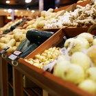 Cómo almacenar cebollas y patatas en una cocina pequeña