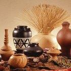 História de jarras e potes de barro