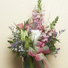 Las flores apropiadas para un velorio
