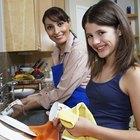 Selecciona telas para hacer toallas de cocina