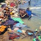 ¿Cuáles son las tres fuentes de contaminación de los océanos?