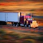 Escuela para conductores de camiones en Florida