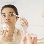 Cómo aliviar ojos hinchados y secos