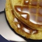 Cómo usar una máquina para hacer waffles
