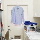 Cómo doblar una camisa de manga larga sin que se arrugue