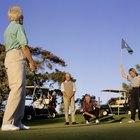 Four-Person Scramble Golf Rules