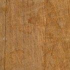 Como limpar o excesso de verniz do acabamento de madeira