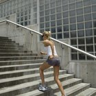 How to Strengthen the Gluteus Maximus on Stairs