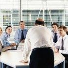 Rangos de salario de un CEO