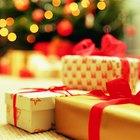 La historia de los regalos de navidad