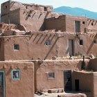 La historia de las casas de adobe