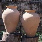 Verniz para argila