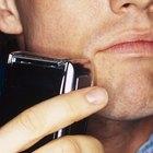 Cómo reemplazar las baterías en la máquinas de afeitar Philips Norelco BT2AA