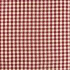 ¿Qué tipo de tela es el tejido gingham?