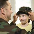 Actividades para niños sobre cómo lidiar con el despliegue militar de un familiar
