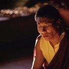 Cómo hacer una túnica de monje Budista