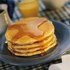 Delicious homemade potato pancakes.