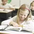 Ajudando alunos do 5º ano a aprenderem escrita e leitura